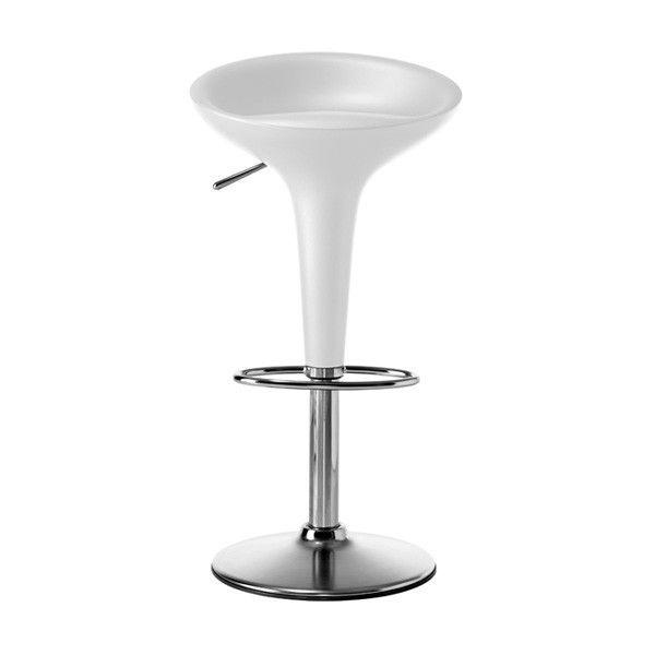 tabouret-bombo-stool-white-stefano-giovannoni-magis