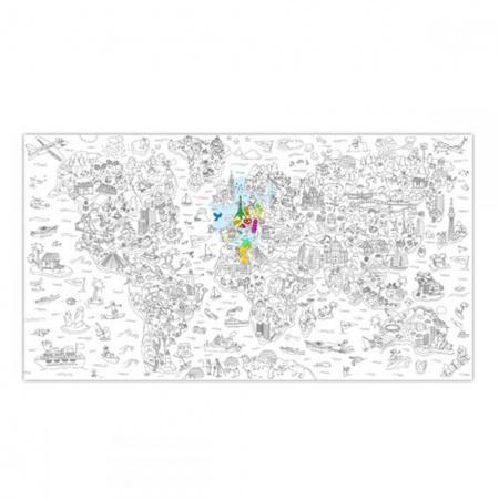 affiche-poster-rectangulaire-en-papier-a-colorier-xl-atlas-omy