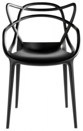 chaise-masters-noire-Kartell
