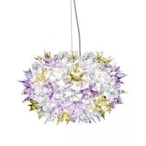 suspension-bloom-lavande-pm-kartell
