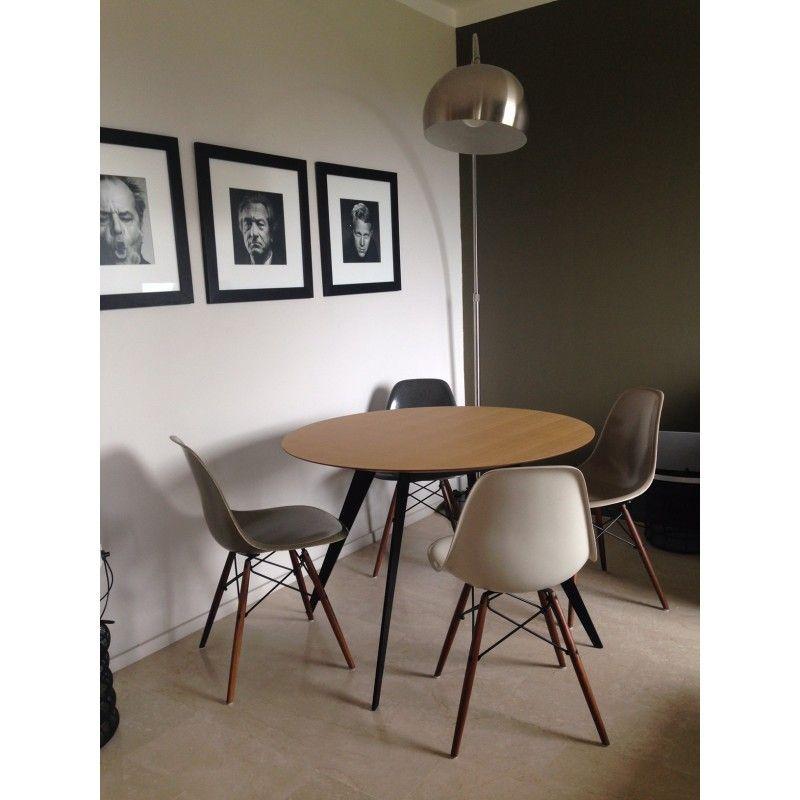 table-aise-ronde-110cm-pieds-metal-ou-bois-treku