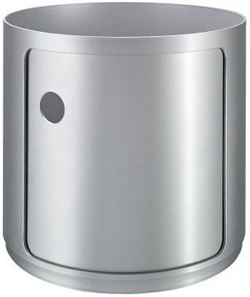kartell-componibili-1-shelf-silver-4955-3