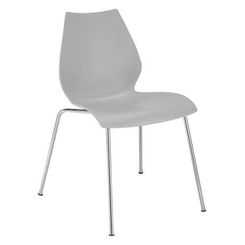 maui-chaise-kartell-gris-clair-0
