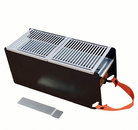 Barbecue de table transposable - Cookut