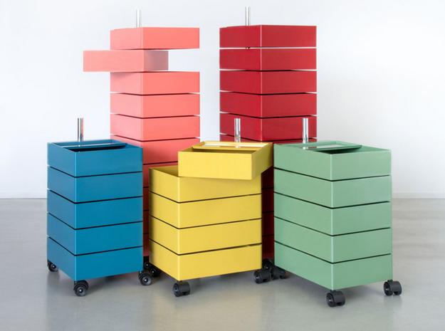 Container 360° 10 tiroirs