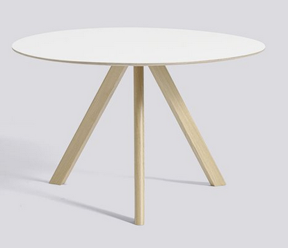 Table ronde CPH 20 Copenhague Ø120 cm - Hay
